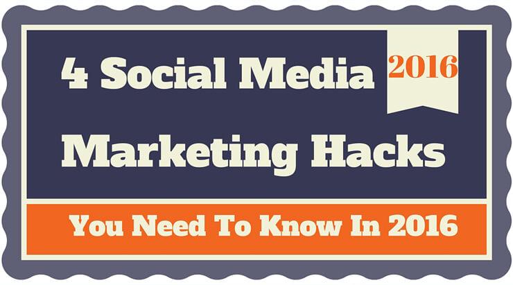 4 Social Media Marketing