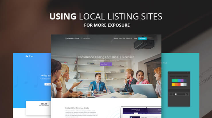 Using Local Listing Sites